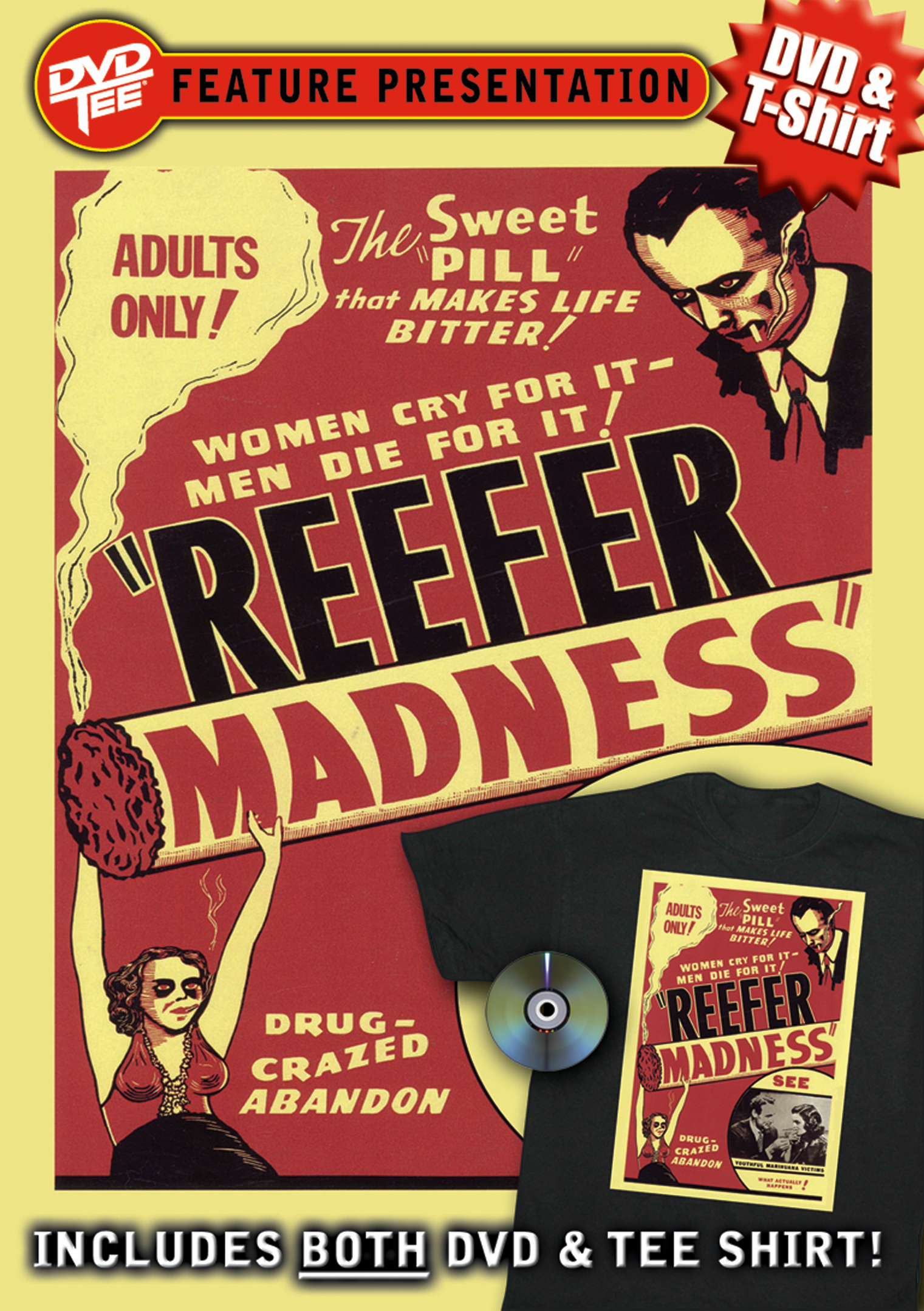 reefer madness musical streaming